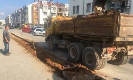 Opština Istočna Ilidža – Izgradnja parkinga u ulici akademika Petra Mandića