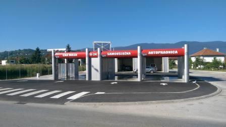 Novootvorena samouslužna autopraonica u Sapasovdanskoj