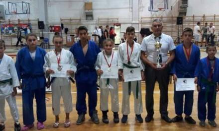Džudo klub Famos nastupio u Bijeljini