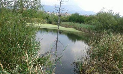 Lukavica – Probijen je pristup jezeru