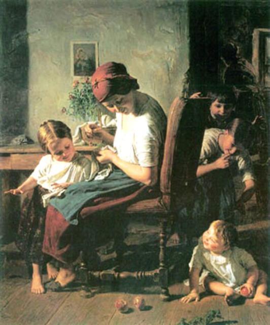 majka-sa-djecom