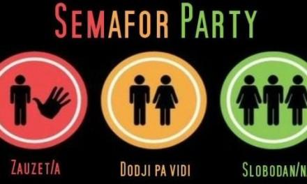 SEMAFOR PARTY – LEON 30. SEPTEMBAR LUKAVICA