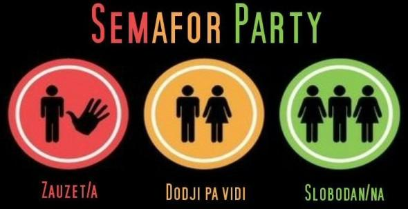 SEMAFOR PARTY – LEON 30. SEPTEMBAR LUKAVICA