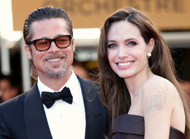 Angelina Jolie se razvodi od Brada Pitta