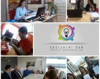 U Istočnom Sarajevu uspješno realizovan Socijalni dan