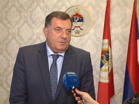Dodik: Fašističke izjave ruše dejtonsku BiH