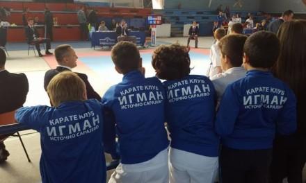 Karatisti Igmana osvojili 16 medalja u Zvorniku