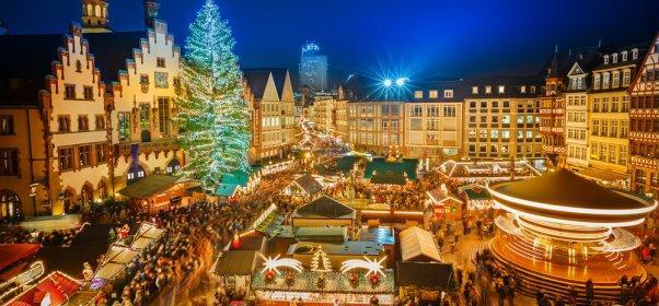 Najljepši božićni vašari na Starom kontinentu