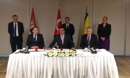 Trilaterale BiH – Srbija – Turska