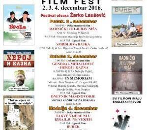 "Žarko Laušević: Otvaranje ""Serbian film fest"" u Čikagu"