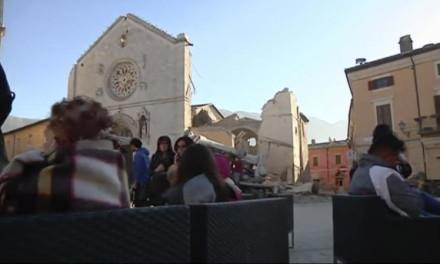 30. oktobra snažan zemljotres u Italiji
