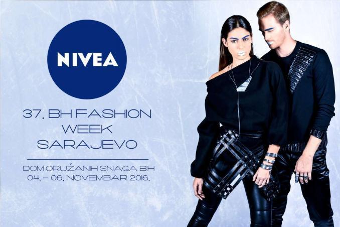 Nova kolekcija naše poznate dizajnerke Marine Kosorić na 37 Nivea BH Fashion Week Sarajevo