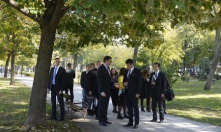 VIDEO: Premijer Srbije Aleksandar Vučić kritikovao gradonačelnika Niša Darka Bulatovića