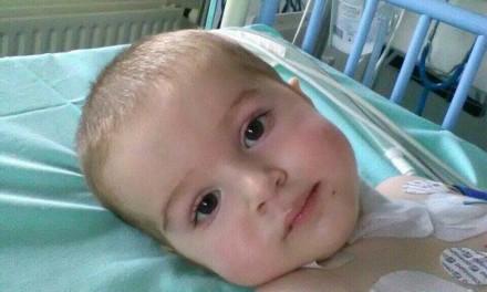 Spasimo život dvogodišnjem Nenadu Jokiću