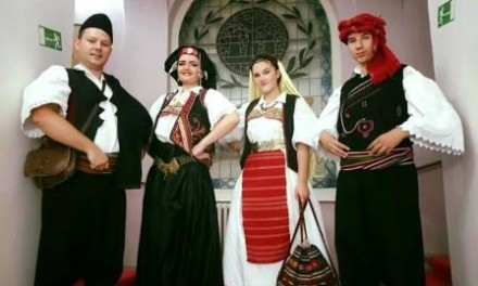 Na IX festivalu Narodne nošnje, nakita i oglavlja u Futogu kolekcija Gorana Kovačevića iz Istočnog Sarajeva dobila 2 nagrade