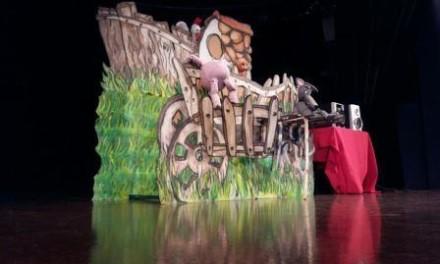 """U Kulturnom centru I. N. Sarajevo izvedena je lutkarska predstava """" Kvarna farma"""""""