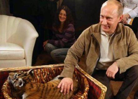 Putin danas slavi 64. rođendan