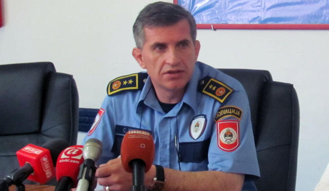 Načelnik Centra javne bezbjednost ocijenio da su preventivne aktivnosti imale rezultate