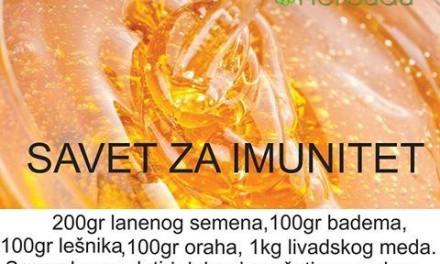 Savjet za jačanje imuniteta