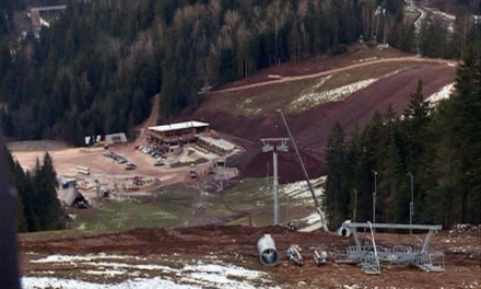 Pale: Na Ravnoj planini počela izgradnja prve ski gondole (VIDEO)
