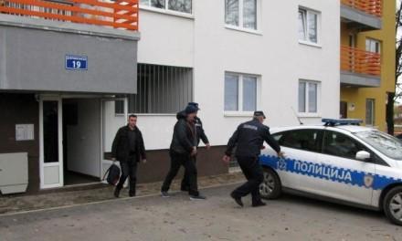 Istočna Ilidža: Završen pretres, policija izvela Delimustafića iz stana