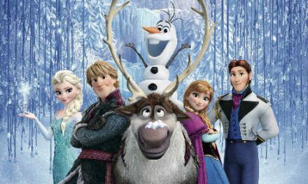 """Frozen """"Snježno kraljevstvo"""" 19. novembar Kulturni centar"""