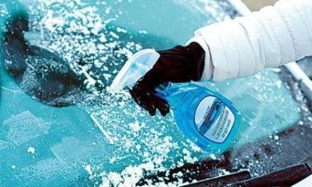 Kako brzo odmrznuti stakla na automobilu