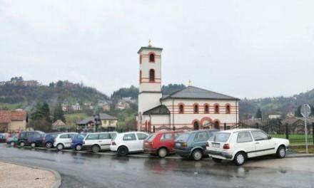 U naselju Vraca završeno uređenje parking prostora
