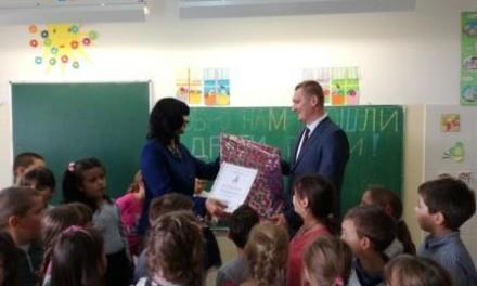 Ministarstvo pravde BiH doniralo računarsku opremu Osnovnoj školi P.P. Njegoš