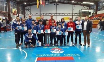 Prvo mjesto na internacionalnom takmičenju u Skoplju