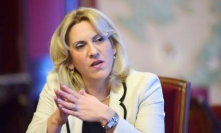 Željka Cvijanović: Sankcije prema RS bi zaustavile partnerstvo s EU