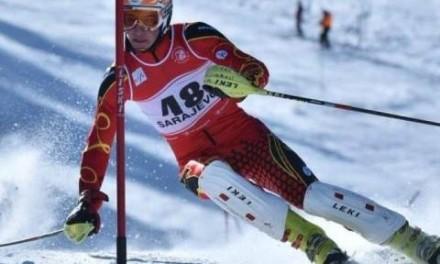 """FIS trka na """"Ravnoj Planini"""""""