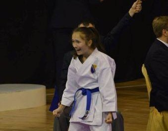 Isidora Borovčanin na 44th EUROPEAN KARATE CHAMPIONSHIP FOR CADETS, JUNIOR AND U21 SENIOR