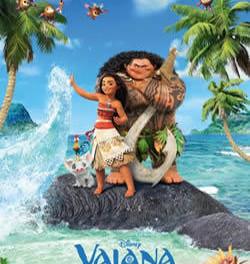 Crtani film: Vaiana – 3D, sinhronizovano