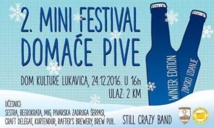 U Istočnom Sarajevu 24. decembra počinje Mini festival domaćeg piva