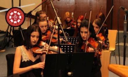 Tradicionalni Novogodišnji koncert studenata Muzičke akademije Univerziteta u Istočnom Sarajevu