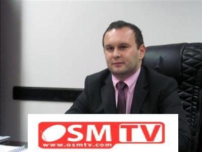 Večeras gostovanje načelnika Ljubiše Ćosoća na OSM TV