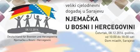 Njemačka u Bosni i Hercegovini