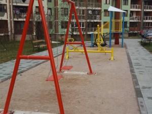 Završen park za djecu u naselju Dobrinja 4