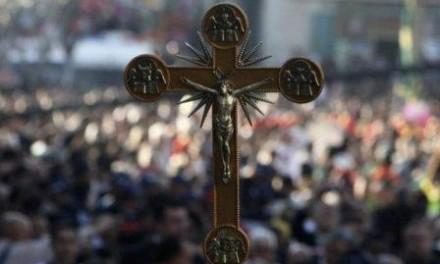 Hiljade vjernika okupilo se u Vitlejemu na Badnje veče