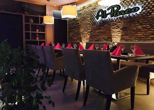 Posjetite Al Parco restoran