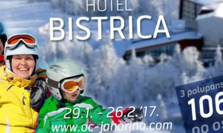 "Tri dana hotel ""BISTRICA"" Jahorina 207 KM"