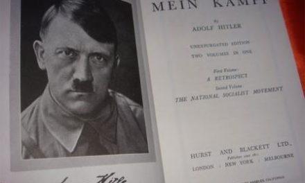 "Šesto izdanje Hitlerovog ""Majn Kampfa"""