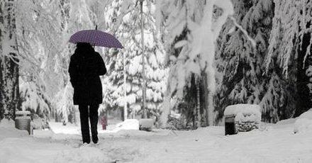 U zemljama regiona narednih dana polarna zima