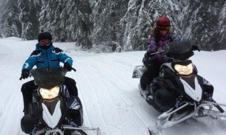 Visoke kazne za nepropisno korišćenјe motornih sanki na skijalištu