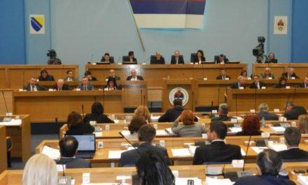 Poslanici NSRS na posebnoj sjednici o zahtjevu za reviziju tužbe protiv Srbije i Crne Gore