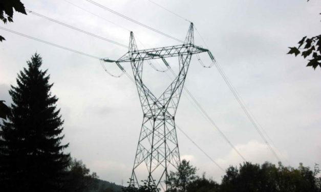 Prekinuto napajenje električnom energijom