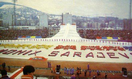 Danas trideset tri godine od Zimskih olimpijskih igara u Sarajevu