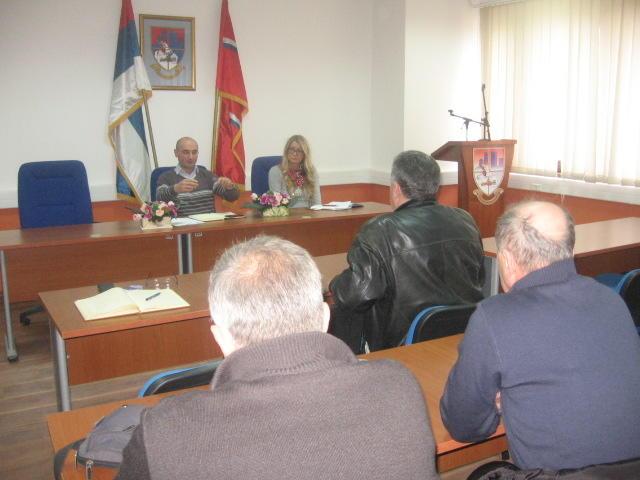 U Opštini Istočna Ilidža održan Okrugli sto o podsticajima i razvoju polјoprivredne proizvodnje