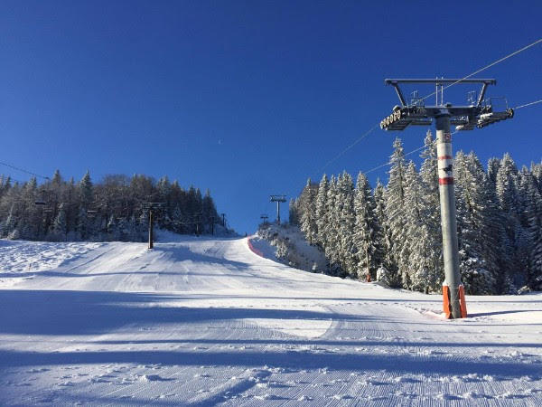 Na Jahorini su trenutno idealni uslovi za skijanje